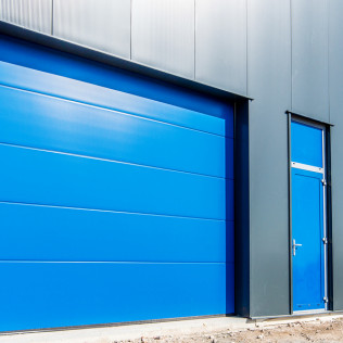 commercial garage door fresno ca